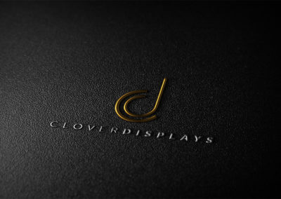 Clover Displays Logo