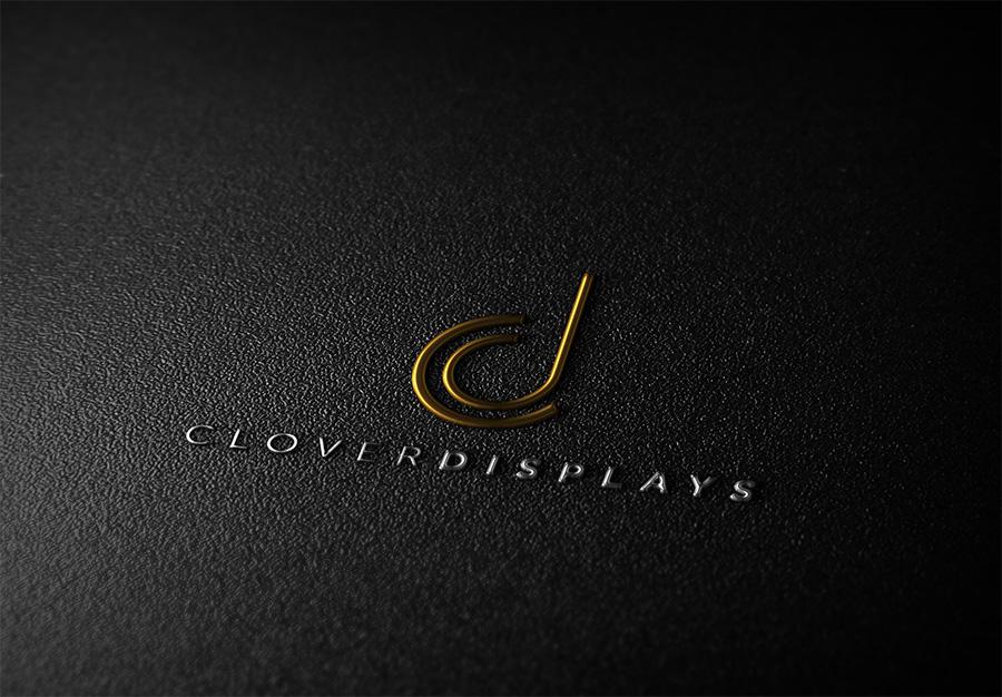 Clover Displays Logo