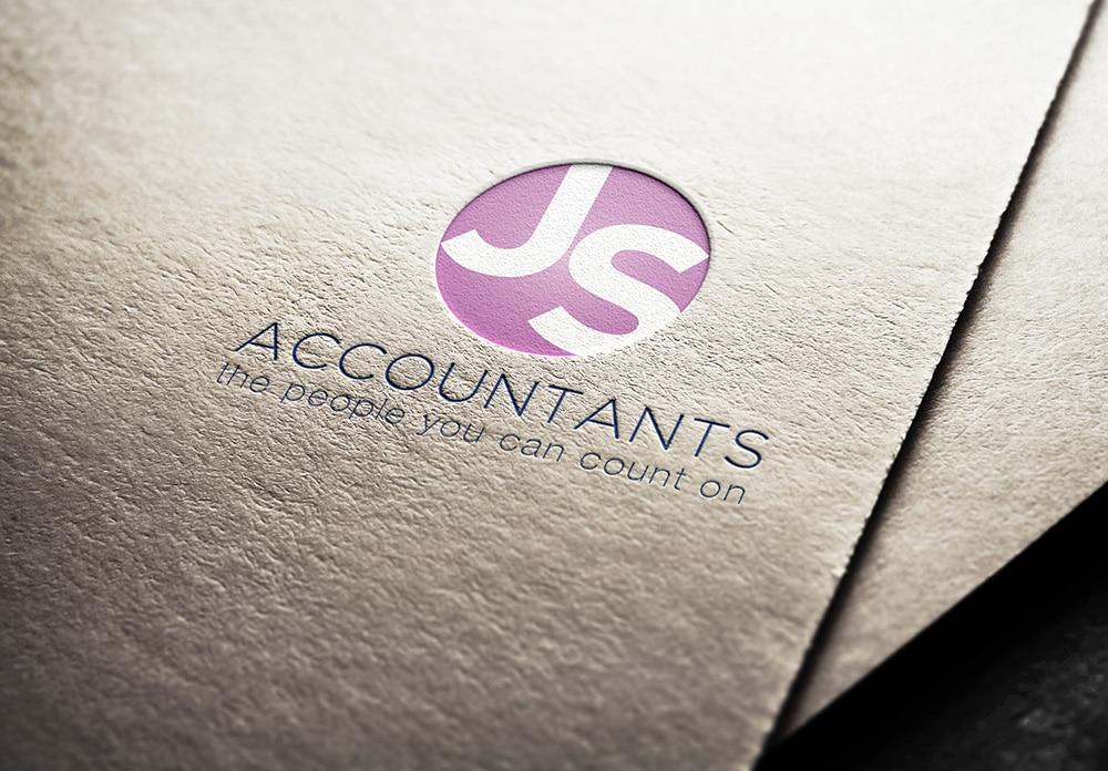 Logo Designer - JS Accountants Logo